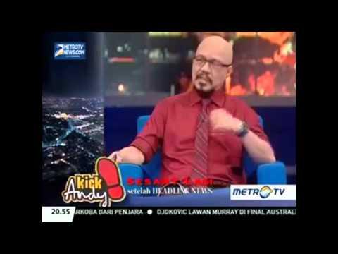 Kick Andy Terbaru - Budak Di Negeri Orang Bos Di Negeri Sendiri 30 Januari 2015