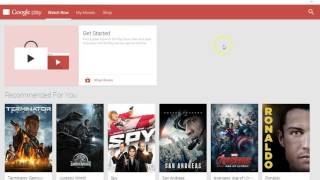 How To Watch Google Play Movies on Desktop or Laptop screenshot 5