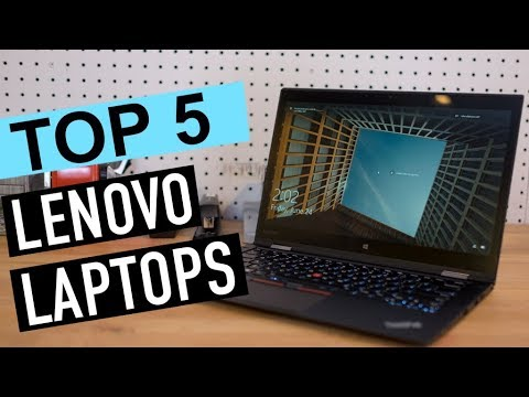 BEST 5: Lenovo Laptops 2018