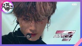 Answer - ATEEZ (에이티즈) [뮤직뱅크/Music Bank] 20200117