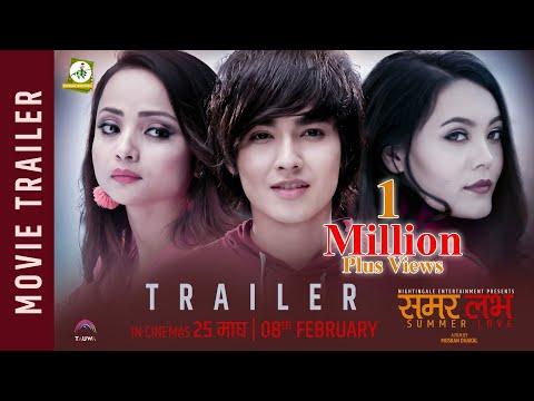 SUMMER LOVE || New Nepali Movie Trailer 2019 | Ashish Piya,
