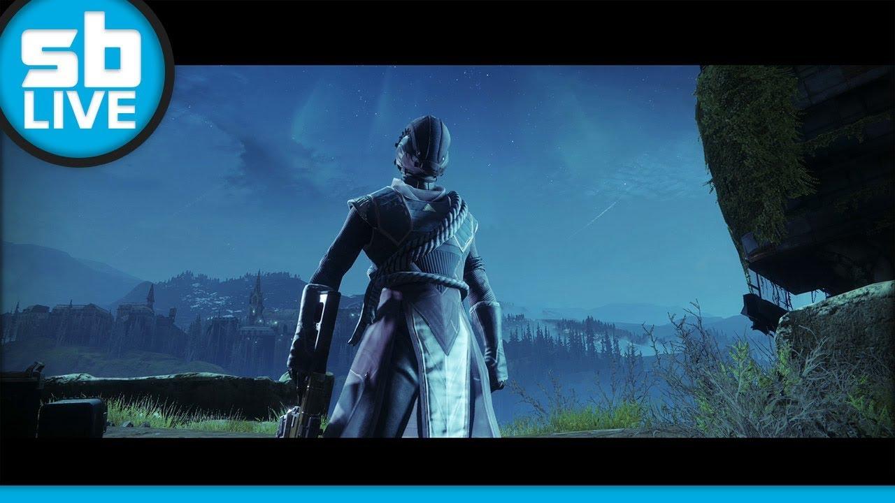 Destiny 2 - First Play Part 1