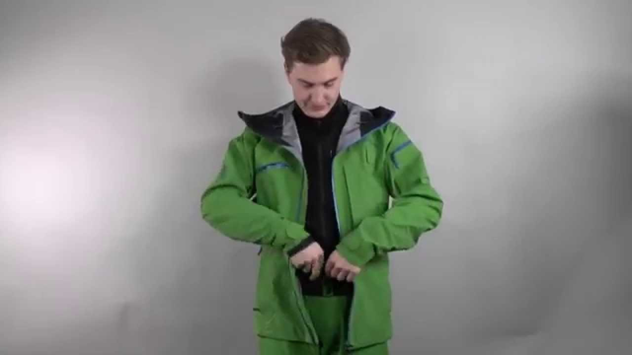 sale retailer fb912 98778 Peak Performance Heli Alpine Jacket