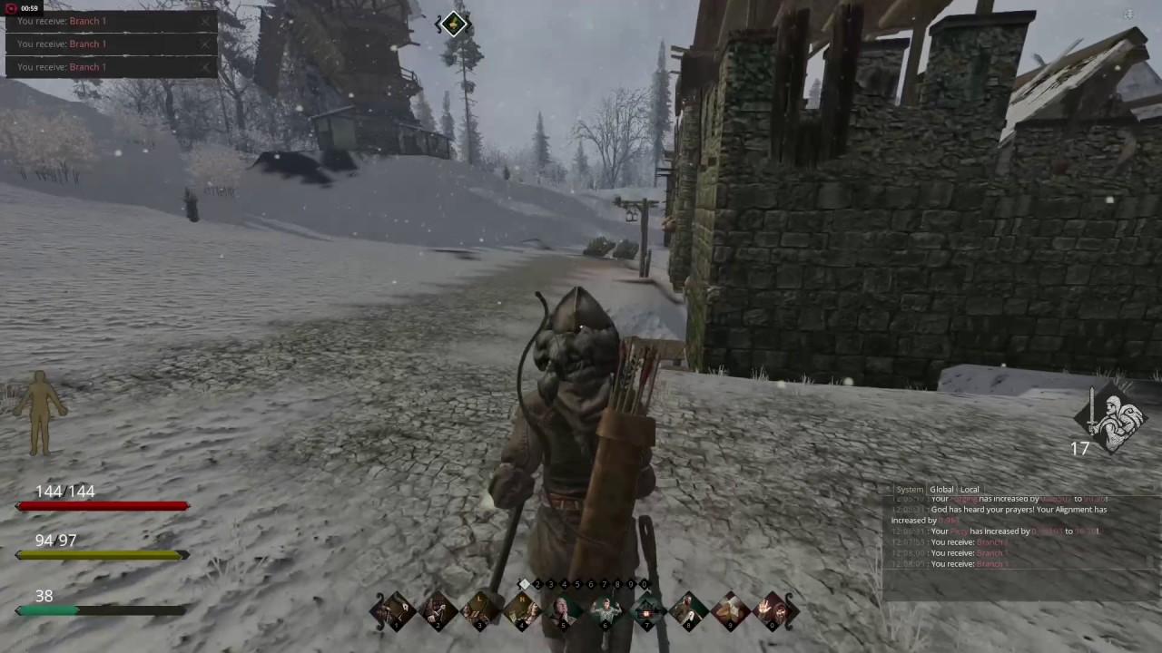 Life is feudal blacksmith hammer цезария ролевая игра