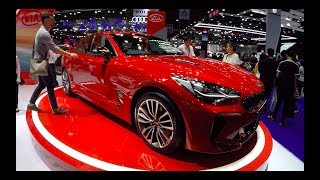 New 2018 Sedan KIA Stinger GT 2019