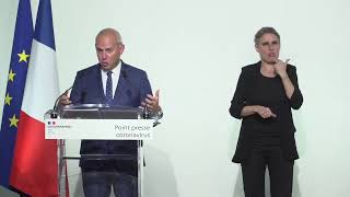 COVID-19 | Conférence de presse, 24 avril 2020, par le Directeur général de la santé | Gouvernement