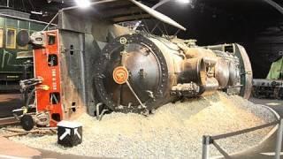 映画セットのような展示、TGVの記録達成映像も=フランス鉄道博物館