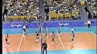 PERU VS ALEMANIA SIDNEY 2000