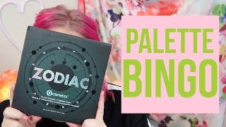 Video Palette Bingo: BH Cosmetics Zodiac Palette 2.0! | Lauren Mae Beauty download MP3, 3GP, MP4, WEBM, AVI, FLV Juni 2018
