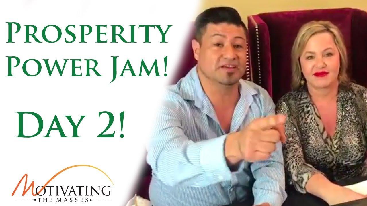 [Day #2] Power Jam With Susie Carder & Matt Gil!