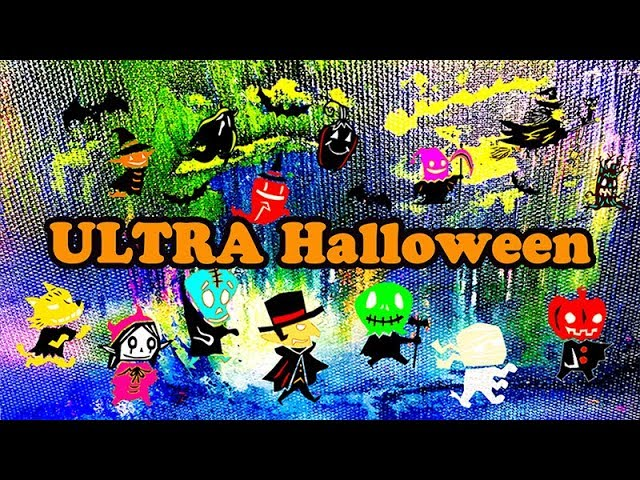 ULTRA Halloween ウルトラハロウィン♬