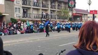 rose parade 2017 gifusho band green band japan