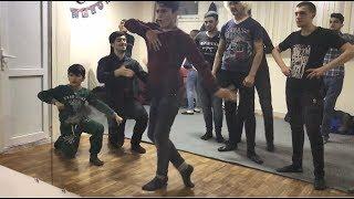 MADINA MADINA ЛЕЗГИНКА НА КАВКАЗЕ 2018 ALISHKA QASANOV DANCE SCHOOL (BAKU LEZGINKA)