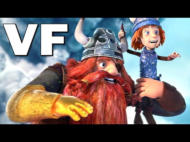 VIC LE VIKING Bande Annonce VF (Animation, 2019)