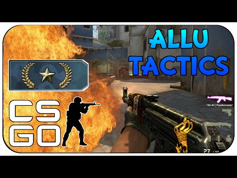 'ALLU TACTICS' (MATCHMAKING #1) Counter Strike Global Offensive!