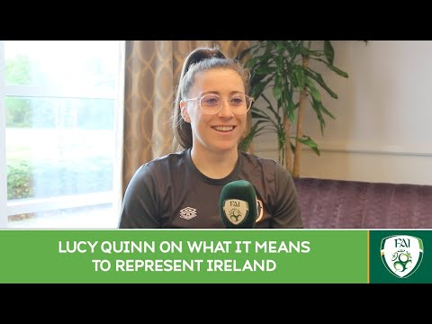 INTERVIEW | Lucy Quinn on what it means to represent Ireland