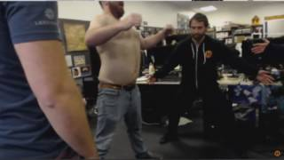 Video Funhaus(Lawrence) VS. Achievement Hunter(Jack) - Wrestling Match download MP3, 3GP, MP4, WEBM, AVI, FLV September 2018