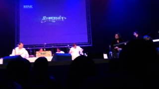 Rahat fateh Ali khan quwalli concert - Leicester 13th October 2014 - Part 1