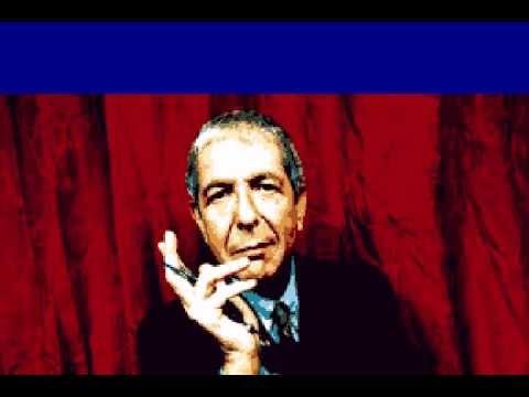 ggnzla KARAOKE 088, Leonard Cohen - I'M YOUR MAN