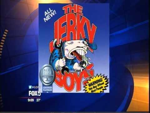 Jerky Boys Call Disney Land Management NEW