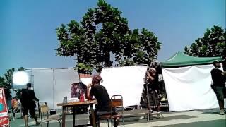 Behind Film Layar Lebar Artis indonesia Talak Tiga