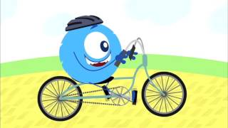 Мультики детям малышам - Твой друг Бобби - Велосипед для всей семьи