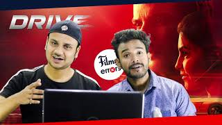 Drive | 2019 | Full Movie Hindi | Roasted Review | Mistakes | Bollywood | Jacqueline | Filmy Errors