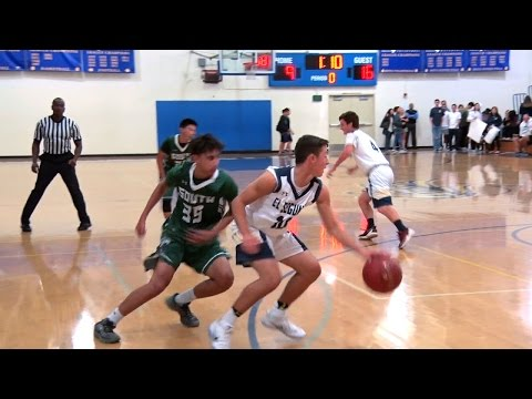Quick Hits - El Segundo Eagles Basketball vs South Torrance Spartans