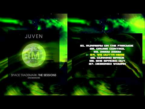 Juven - Space Trademark: The Sessions (Full Album) [HD]