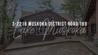 2216-3 Muskoka Road 169, Lake Muskoka