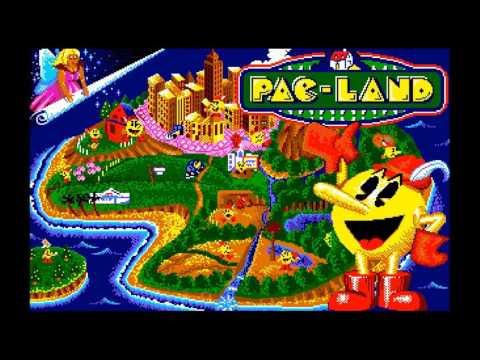 Pac-Land (Amiga) - BGM 07: Unused Track A - Outward