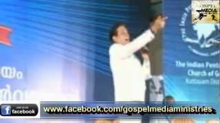 Hindi Worship Song - Vijay Benedict - IPC Kottayam Platinum Jubilee Convention 2013.