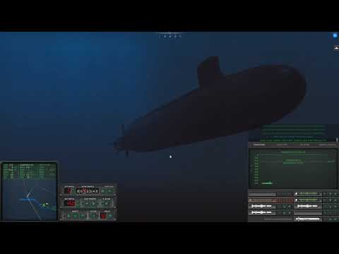 Cold Waters: South China Sea USS Massachusetts vs China part 3