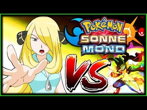 CYNTIHA in der ALOLA-REGION 🔥 Pokémon Sonne & Mond VS WIFI-KAMPF
