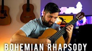 BOHEMIAN RHAPSODY MEETS CLASSICAL GUITAR