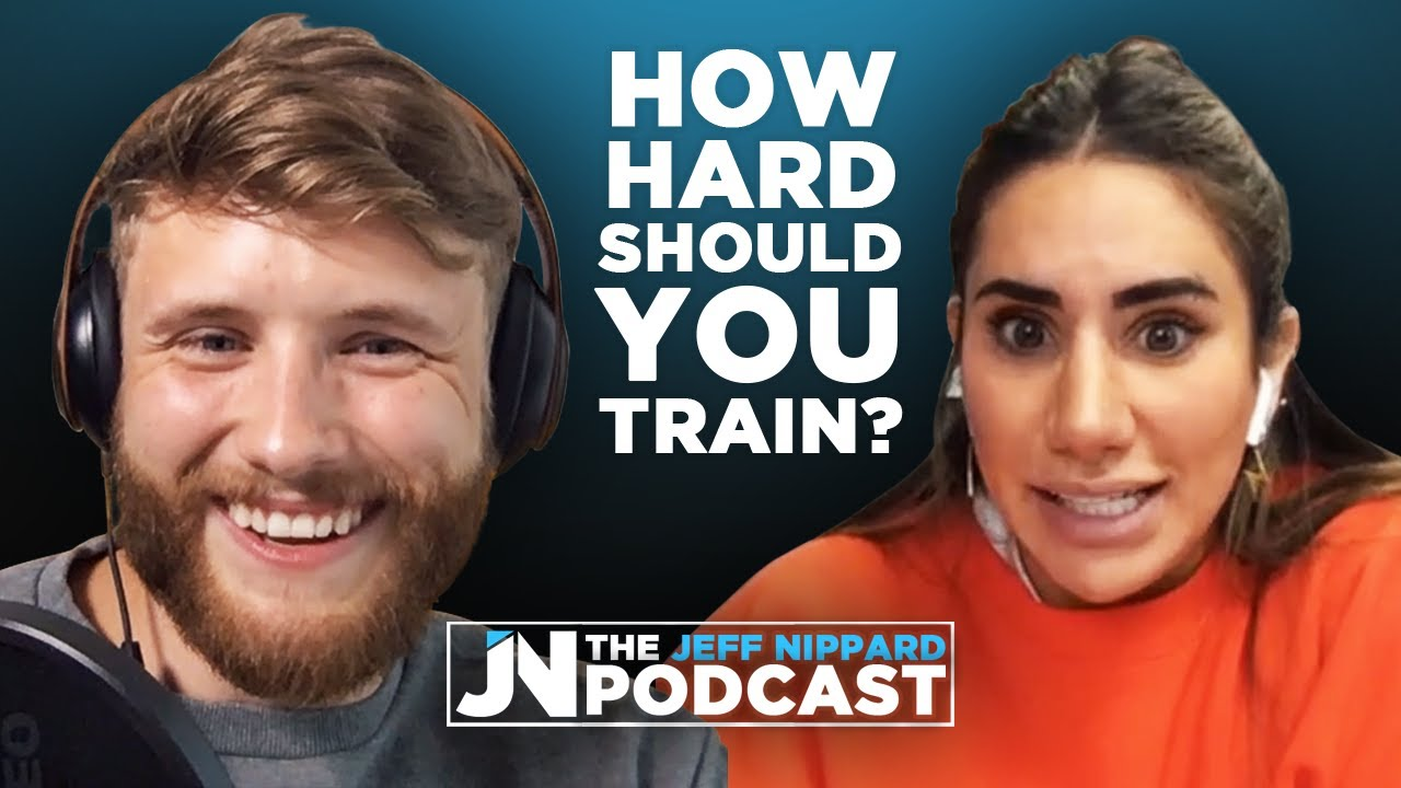 Why Dr. Stefi Cohen Thinks You Don't Train Hard Enough!