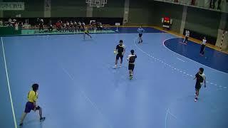 第41回全国高校ハンドボール選抜大会 1回戦 那賀vs仙台第二⑦