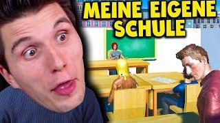 ICH BAUE MEINE EIGENE SCHULE! ✪ RULE YOUR SCHOOL / HEADMASTER