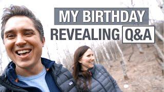 Revealing Q&A On My Birthday (Catholic Life)