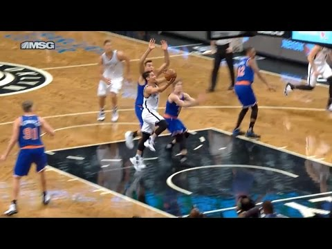 Jeremy Lin Highlights - 10/20 Knicks at Nets