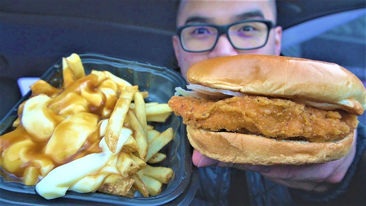 WENDY'S SPICY CHICKEN SANDWICH - YouTube
