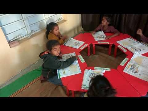 STD-1 READING NAVAMAHIKA PRIMARY SCHOOL