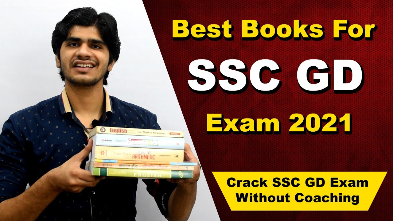 Best Books for SSC GD Constable 2021   इन Books से करें तैयारी  🔥100% Selection