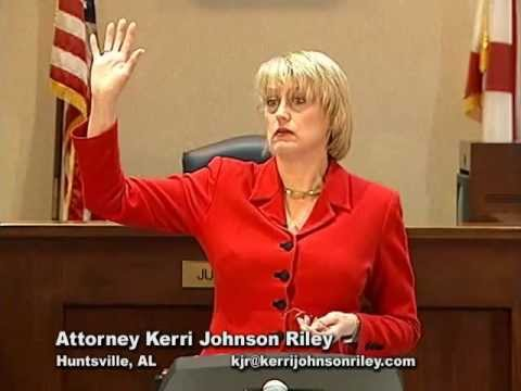 Kerri Johnson Riley 240 - People's Law School