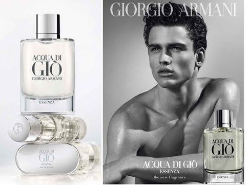 Armani Acqua Di Gio Essenza Edp Fragrance Review2012 Youtube