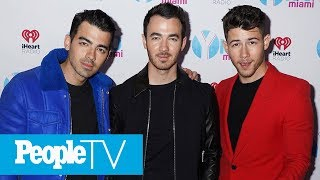 Download Lagu The Jonas Brothers Recreate Classic Films With Their Wives For What A Man Gotta Do PeopleTV MP3