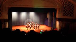 North Battle of the States Dance 2015