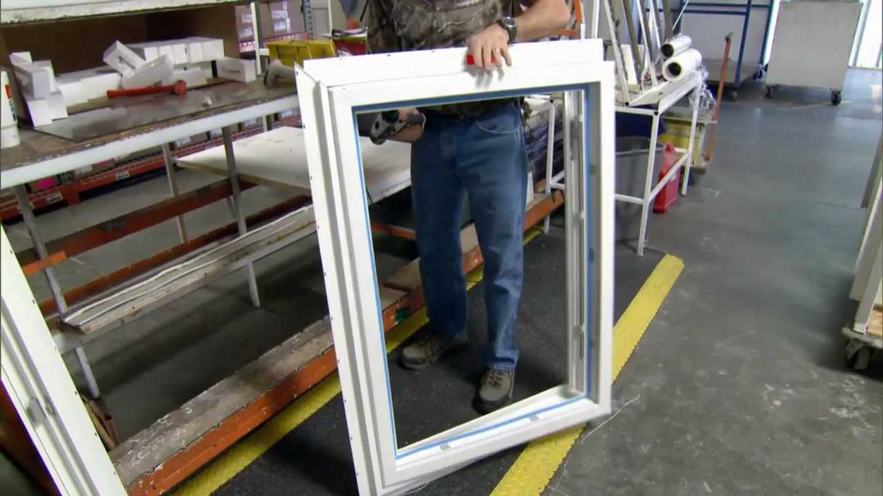 Simonton Window Replacement Parts >> Behind The Scenes Simonton Windows Plant Tour Youtube
