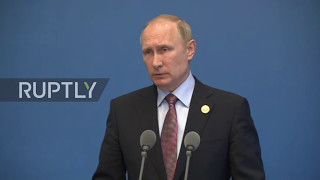 China  'Kurdish factor is the real factor in the situation in Syria'   Putin