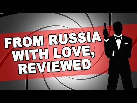 James Bond Radio | Podcast #5 - From Russia With Love, Reviewed